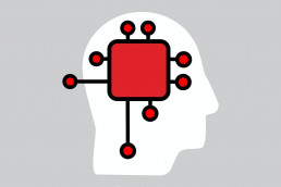 Artificial intelligence concept image
